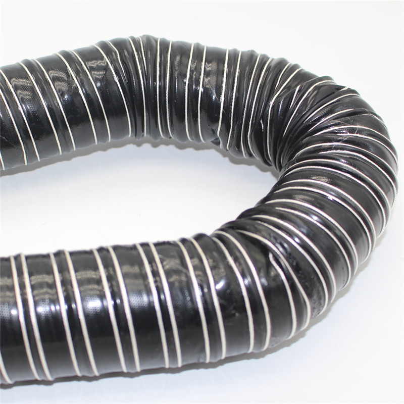 Silicone Fabric Air Duct
